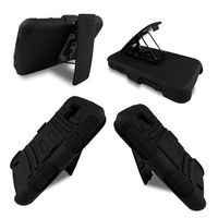 3 in 1 holster combo hybrid kickstand cover case for Pantech Perception r930L