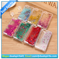 NEW GLITTER STAR LIQUID HARD PC CELL Phone case for IPHONE 6 AND 6PLUS AND SAMSUNG S6 NOTE4 NOTE3 supplier
