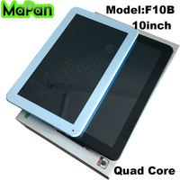 China made tablets MaPan F10B quad core bluetooth 2013 best 10 inch tablet with 1GB/8GB