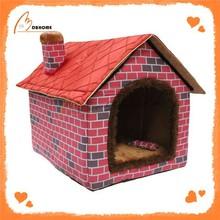 Medium size soft cushion dog cage soft