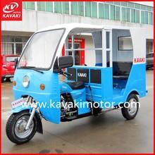 2015 passenger 3 wheeler auto rickshaw passenger tricycle / tuk tuk trike