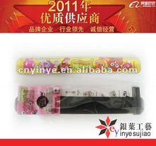 2012 Fashion and Lovely Kids' PVC Slap Bracelet