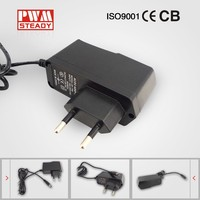 1 amp power supply, convert 110v electrical power supply to 12v adaptor