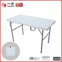 4 ft folding table,strong loading capacity,home using YIXIANG YX- Z122-3X