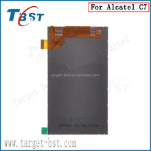 LCD display touch screen digitizer for Alcatel One Touch Pop C7