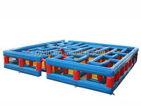 Giant Laser Tag Maze/ Inflatable Laser Maze/ Inflatable Giant Maze