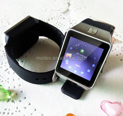 Android smart watch DZ09 with camara,Sim card funcation hot selling