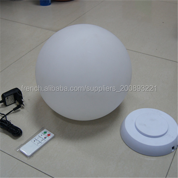 eclairage exterieur boule lumineuse top pot lumineux m led clairage extrieur lanterne boule. Black Bedroom Furniture Sets. Home Design Ideas