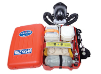 Compressed Oxygen Closed Circuit Breathing Apparatus Fire and Rescue Equipment