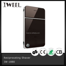 New design electric USB car chargeable reciprocating shaver with competitive price