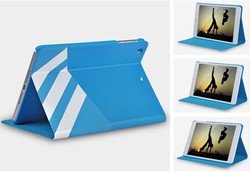 Remax stand leather case for ipad 5 air