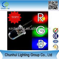 5mm /3mm rgb led diode