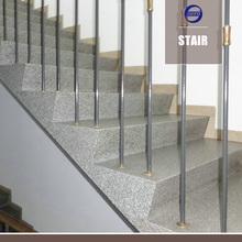g654 cinza escuro granito escada