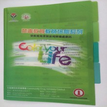 Wholesale file folder with dividers