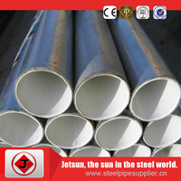China wholesale dn250 steel pipe for hot water boiler