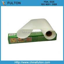 greaseproof food packaging paper zhejiang manufacturers silicone transparent greaseproof paper roll