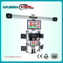 wheel balancing and alignment equipment,used wheel alignment machine for sale