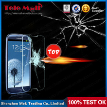 Tempered Glass Screen Protector For Samsung Galaxy S3/4/5/6 Note 2 3 4 touch screen cleaner for iPhone 6 Plus