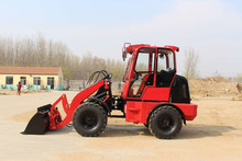 Germany design 1.6 ton mini loader with EPA engine