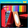 Stitching Flip PU Leather Case for iphone 5/5s with Mirror
