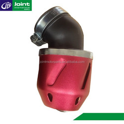 Universal Colorful 45 Degrees 35mm Motorcycle Air Filter Motorcycle