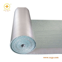 flexible fireproof material /aluminum wall framing materials/ multilayer insulation
