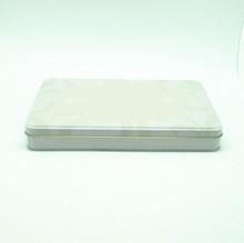 Up market food grade food packaging box rectangular shape metallic gift box