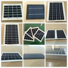 PET laminate poly Solar modules panel with cheap price 1W/2W/3W/5W/10W/20W
