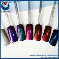 Alibaba VIP China supplier color changing optical shift pigment for wedding dress