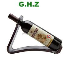Custom Acrylic Single Wine Bottle Holder Factory