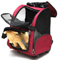 Hot Sell Trolley Uprights Pet Bag
