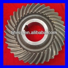 TOP Quality Spiral umbrella tooth gear