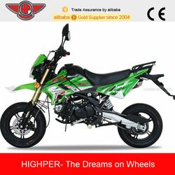 Road Legal Dirt Bike Motorcycle 125cc