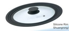 MUTI FUNCTION SILICON GLASS LID