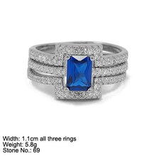 RZH-RA01 925 Sterling Silver CZ Nickel Free Silver Ring Sample Available Women's beautiful rings jewelry