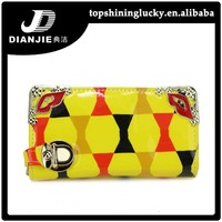 stock Hot sale fram pu coin purse phone bag for ladies