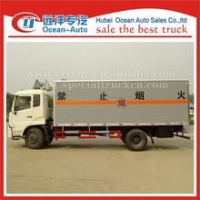 Dongfeng brand new Anti explosion van box truck