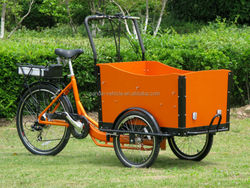 CE Approved 2015 new style cheap high quality cargo tricycle with cabin from China