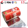 Security Colored Plastic printed packaging film