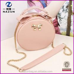 alibaba china cute Rabbit ears bowknot fashion PU straps shoulder bag 2015 women fashion bags