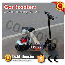 Cheap Price Hot Selling Disc Brake Petrol Motor Scooter 43CC