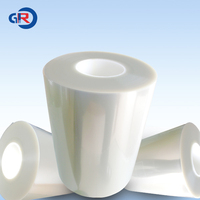 pet film rolls/stretch film jumbo roll/clear plastic roll