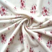 Knitting Fabric, Micro Fleece, Printed fleece