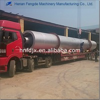 Large drum dryer/rotary dryer/sawdust drum dryer