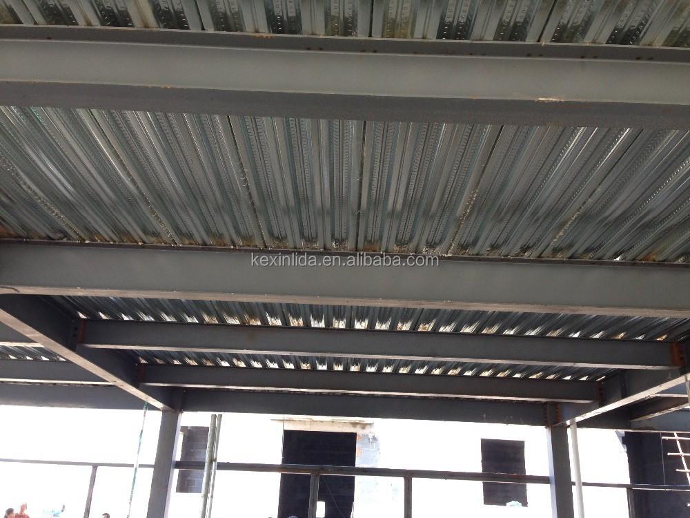 Metal building material flooring deck buy metal building for Deck building materials