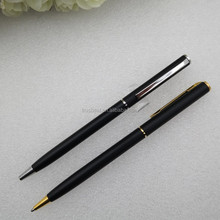 Metal Twist ball pen with high quality refill shenzhen factory promotional pen