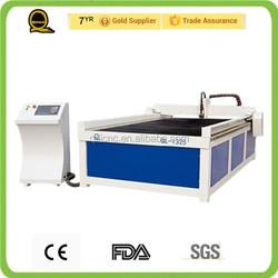 workshop supply rack and gear jinan metal sheet 1325 cnc plasma cutting machine