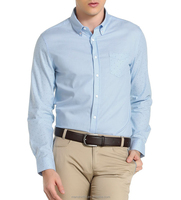 wholesale mens clothing causal shirt men shirt for men 100% cotton long sleeve shirt