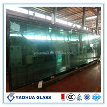 dragontrail glass ultrasonic sound-proof, sliding low-e insulated glass window