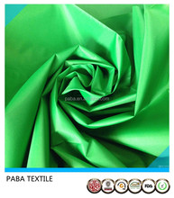 210T 100% water proof polyester taffeta for childen's toy